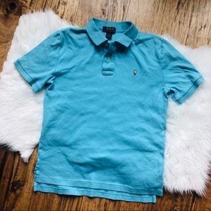 Polo Cotton Short Sleeve Polo Shirt
